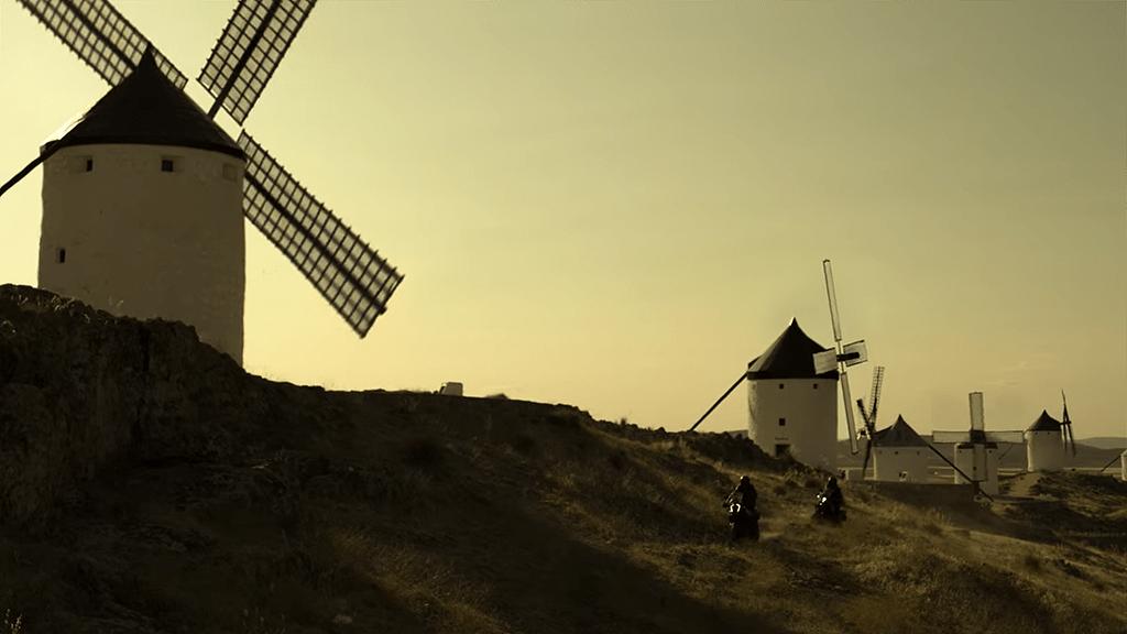 Cinco Series Españolas Rodadas En Castilla La Mancha