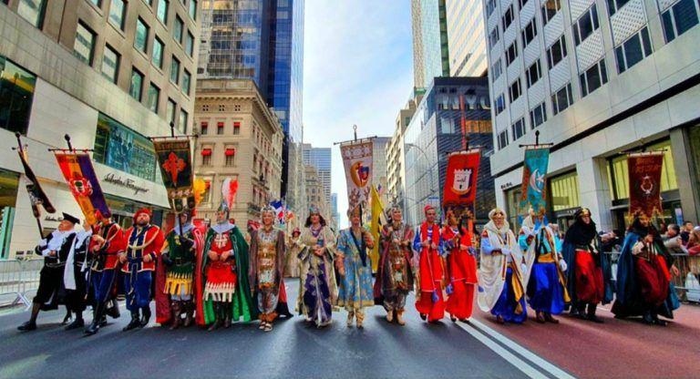 Moros y cristianos en nueva york