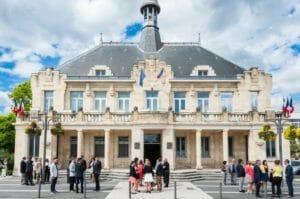 Saint Medard ciudad hermanada de Almansa