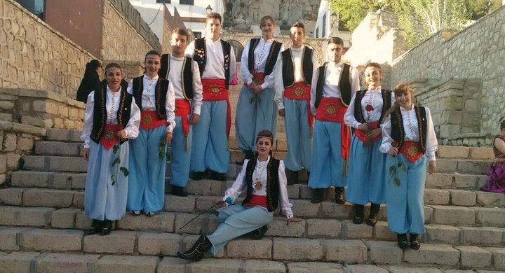 Escuadra de la Comparsa Almohades (Foto: Facebook)
