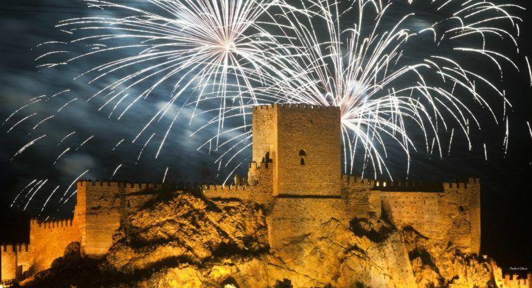 castillo de Almansa foto