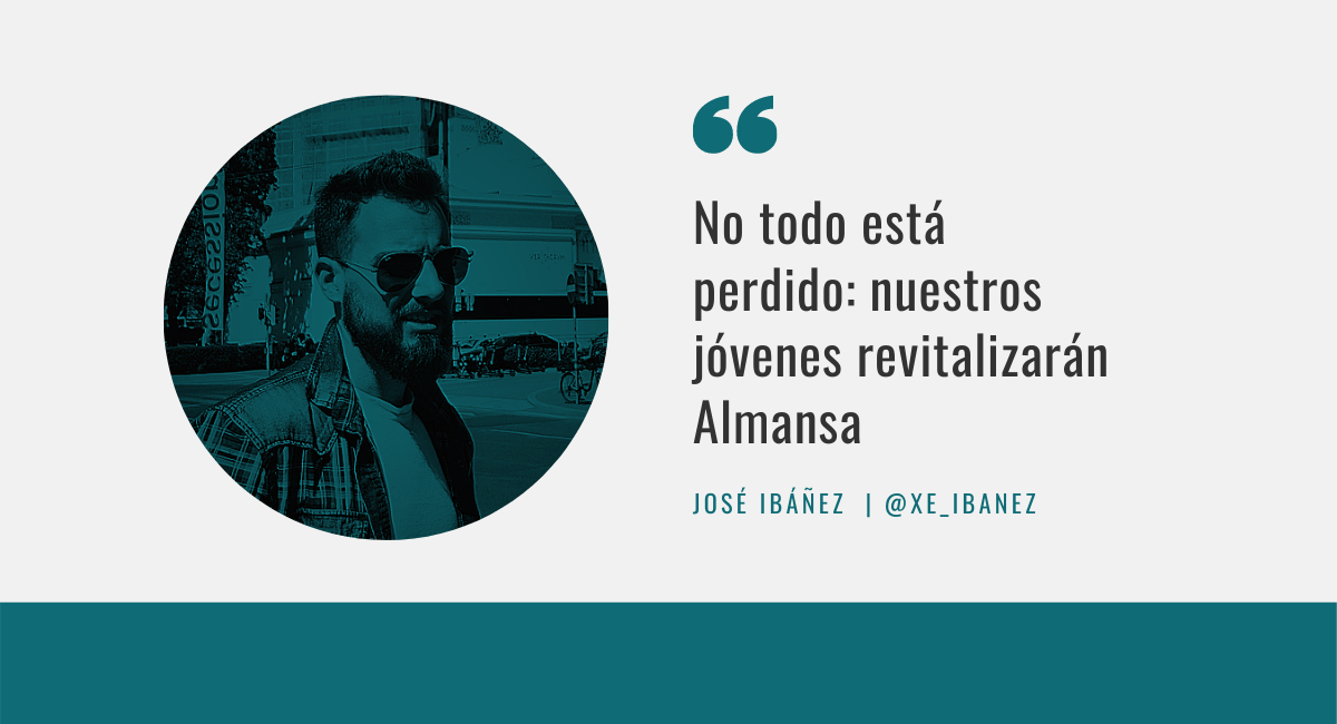 José Ibáñez Almansa y la despoblación