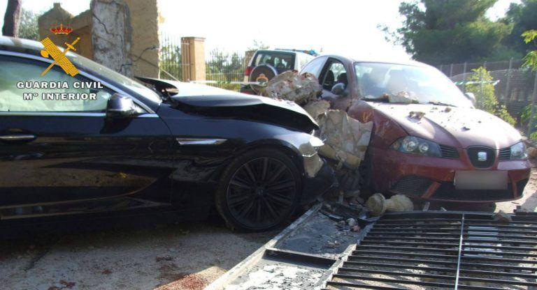 Juan estrelló su coche contra el sicario que intentó matarlo en Almansa | Guardia Civil