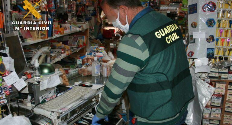 Robo en Almansa | Guardia Civil
