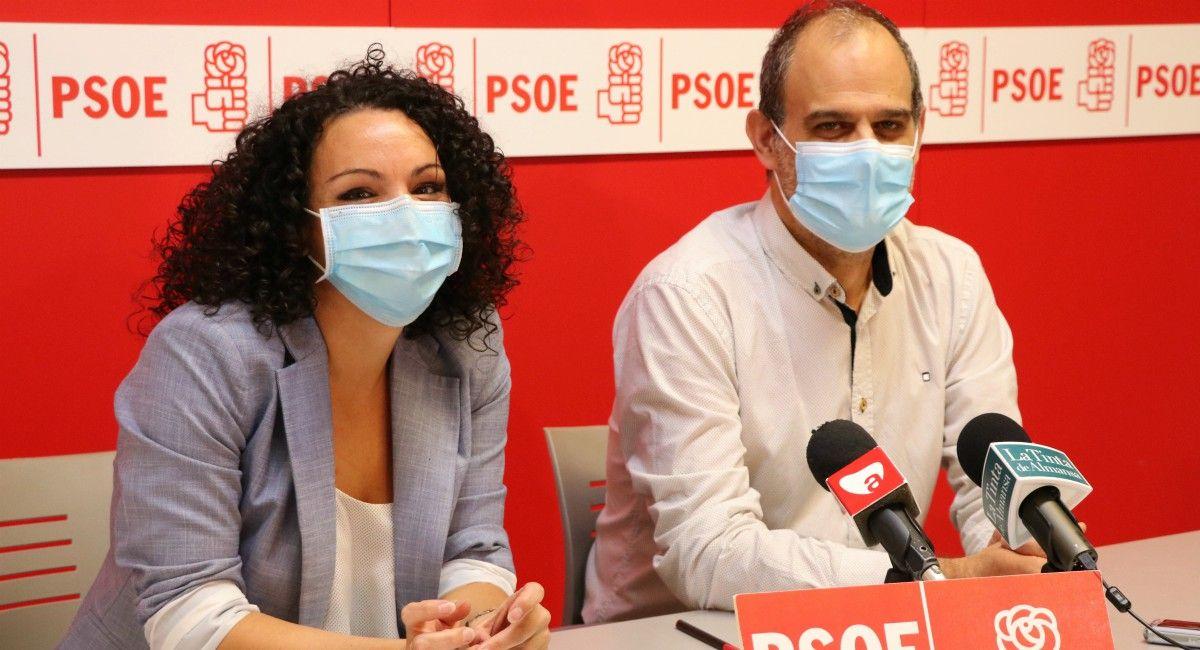 María Luisa Vilches Ruiz, diputada del PSOE