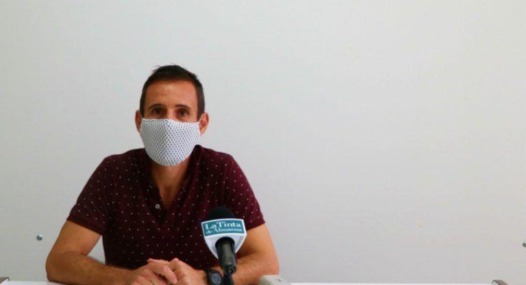 Mateo Torres concejal de Deportes