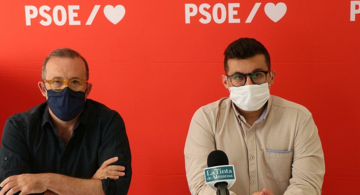 PSOE registro padrón