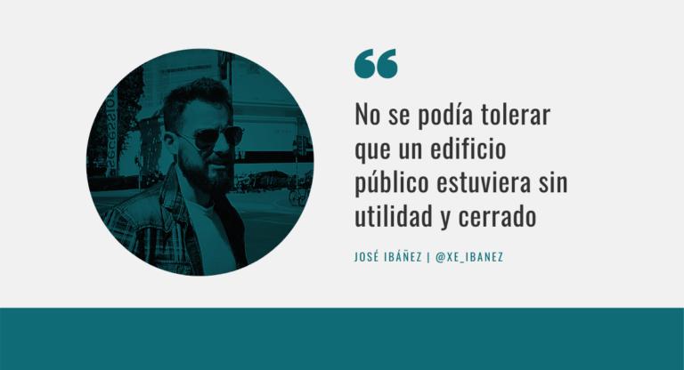 José Ibáñez sobre el Centro Tecnológico   La Tinta de Almansa