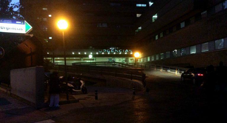 Agresión en el Hospital de Albacete