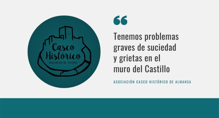 Casco Histórico Almansa