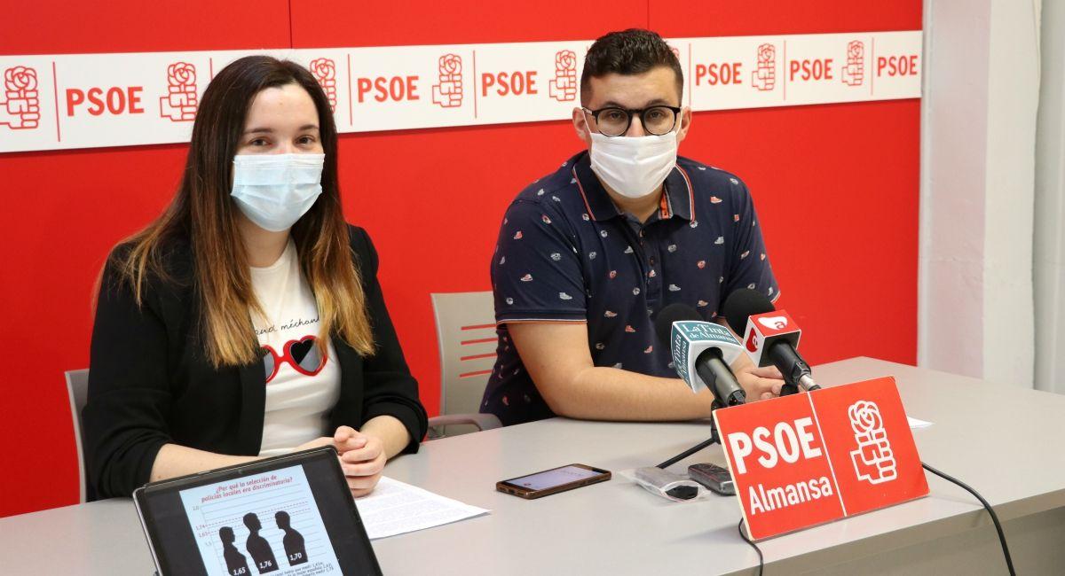 Se acaba la discriminación de las mujeres en la Policía de Almansa