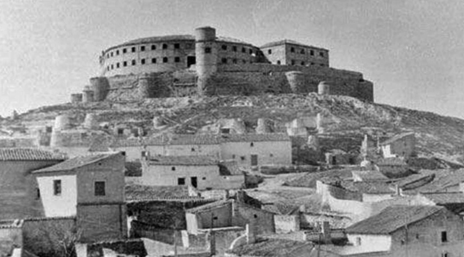 Prisión de Chinchilla en la Guerra Civil