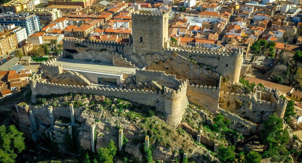 Visitas Castillo de Almansa