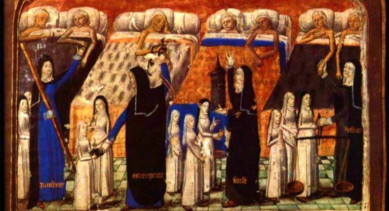 Hospital medieval Almansa