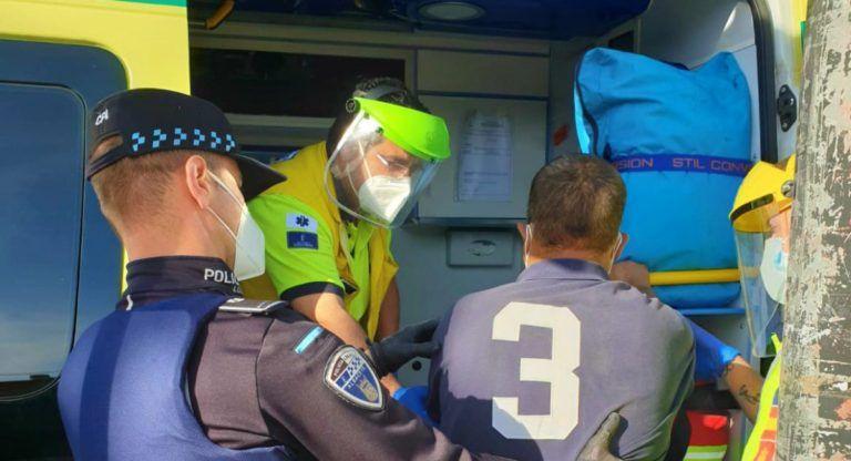 Infectado COVID Albacete escapa