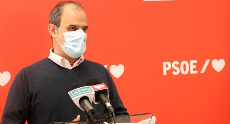 Manuel Serrano PSOE Almansa