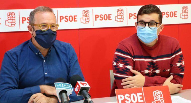 Pablo Sánchez y Javier Boj Almansa