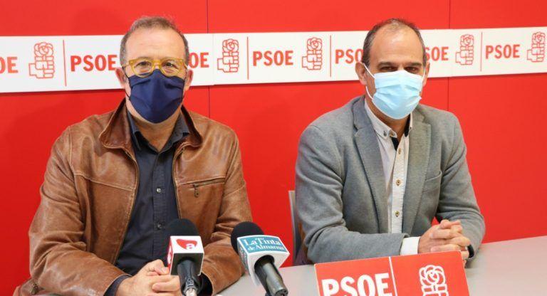 Pablo Sánchez y Manuel Serrano