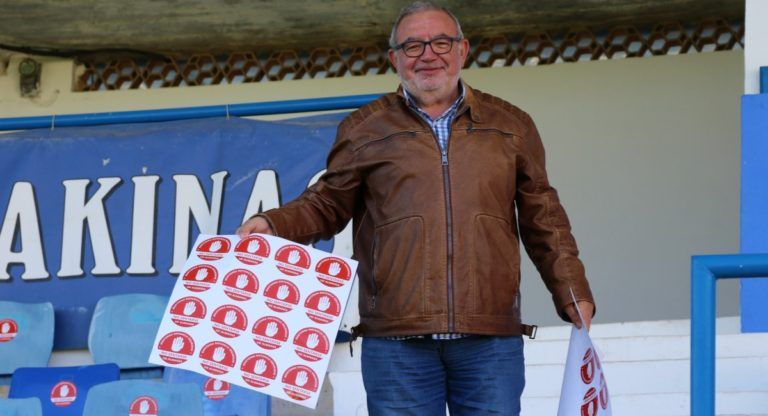 Presidente UD Almansa Torrecillas