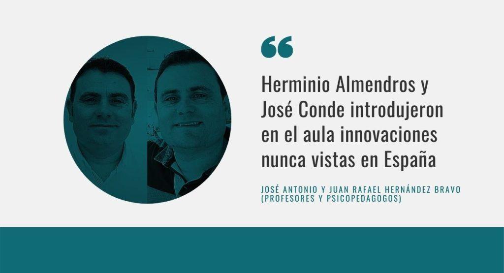 Referentes José Antonio y Juan Rafael Hernández Bravo