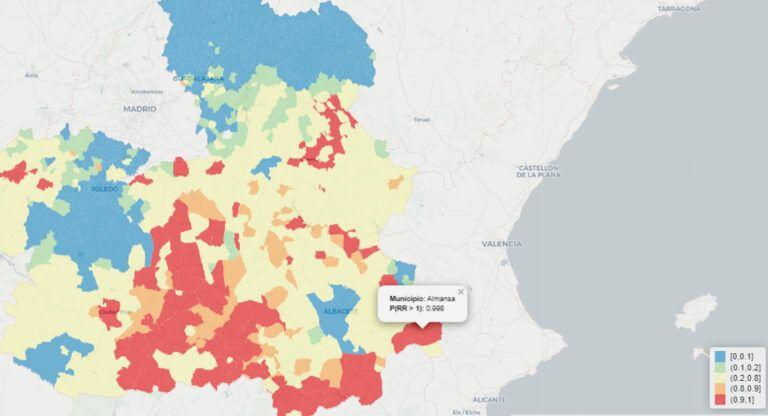Atlas de la mortalidad Almansa