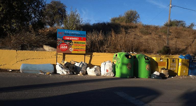Almansa residuos y basura