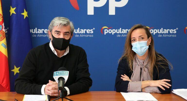 Carmen Navarro Diputada Albacete