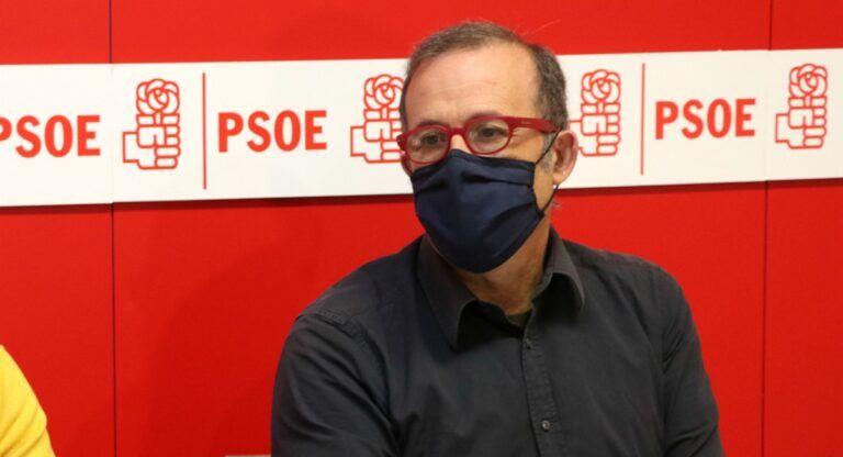 Pablo Sánchez expone sus demandas para el presupuesto de Almansa para 2021