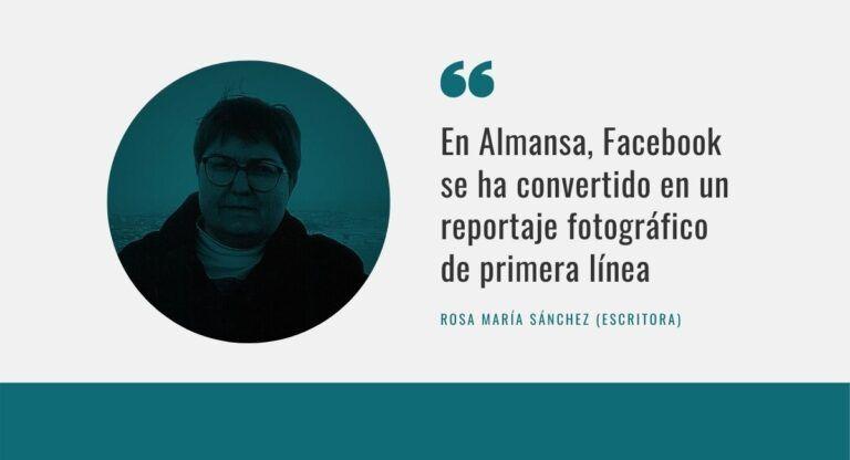 Fotógrafos en Almansa Rosa María Sánchez