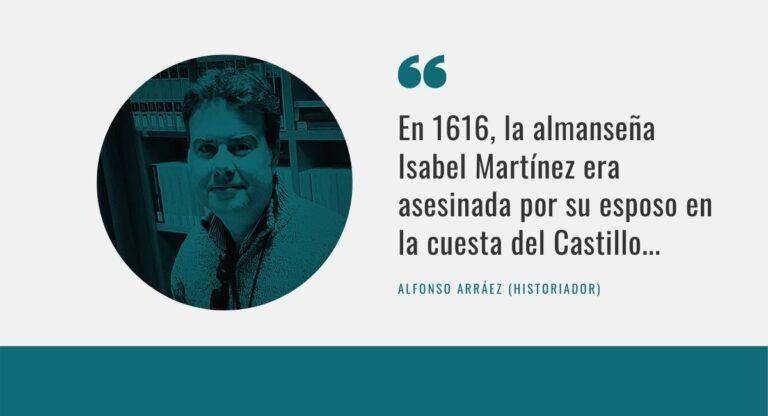 Violencia machista Almansa Alfonso Arraez