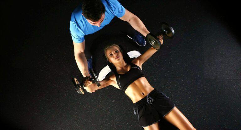 entrenamiento fuerza mujeres