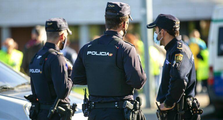 policia hellin