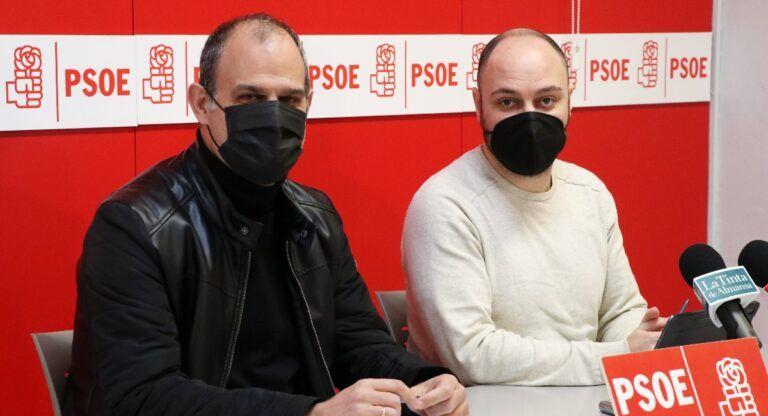 PSOE Zona azul