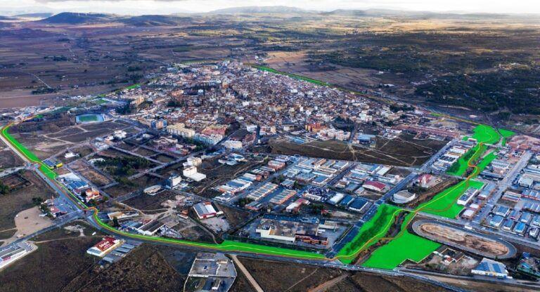 El PSOE solicita que el POM contemple un «anillo verde»: un parque circular de 7 kilómetros