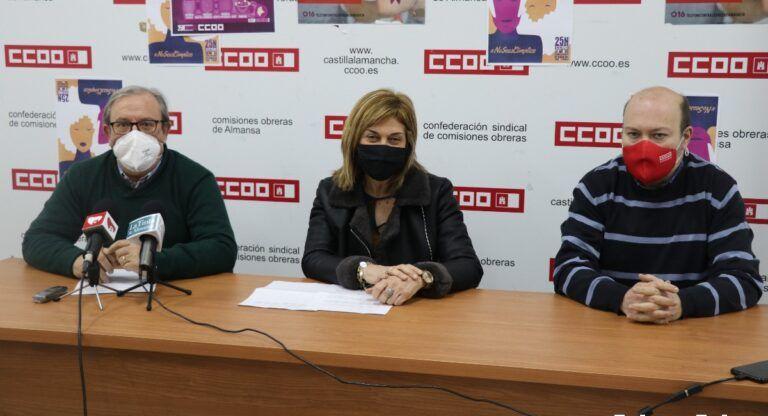 CCOO Almansa Cafetería Hospital