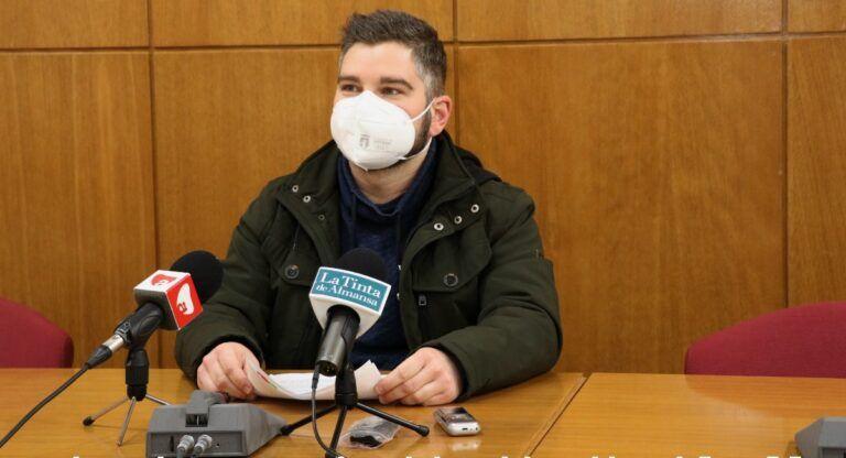 Cristian Ibáñez de IU Almansa presenta alegaciones al POM