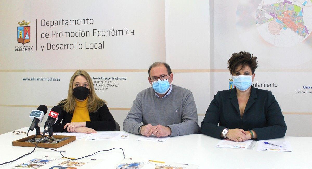 El Ayuntamiento de Almansa presenta 4 cursos gratuitos para personas desempleadas