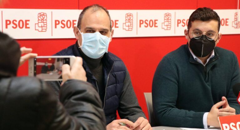 Presupuestos Almansa 2021: Manuel Serrano y Javier Boj