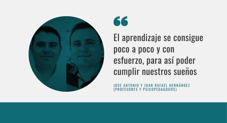 Juan Rafael y Jose Antonio Hernández