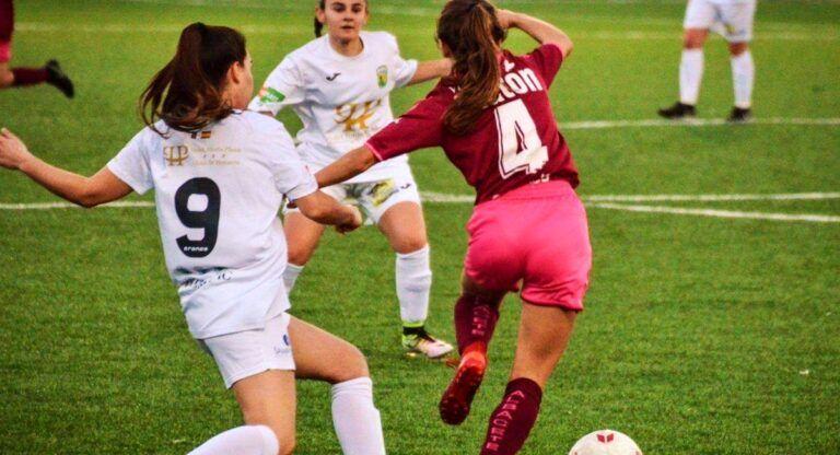 Las futboleras de Almansa: fútbol femenino