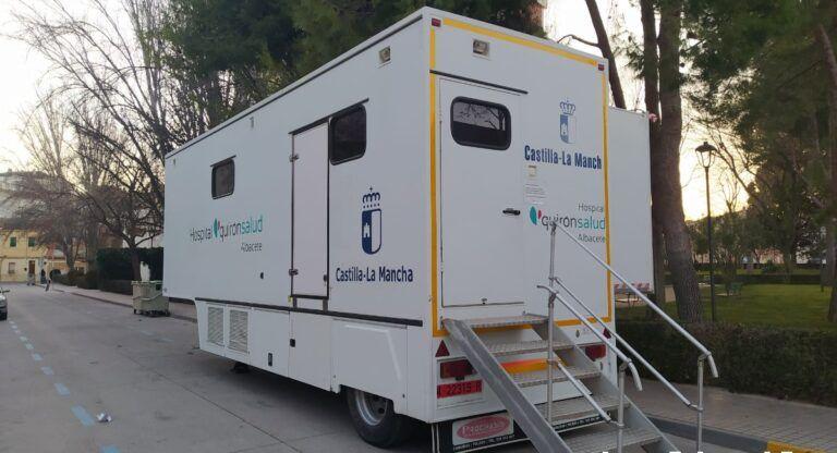 mamografo almansa