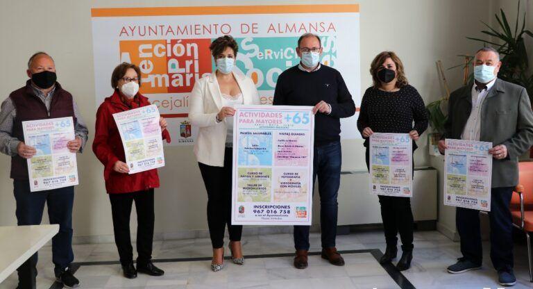 Actividades Mayores Almansa