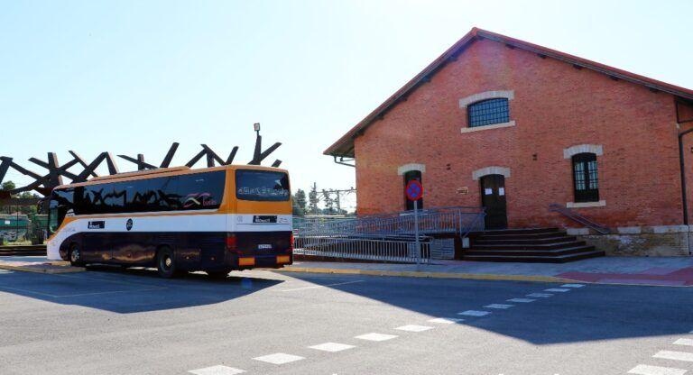Estación buses almansa albacete