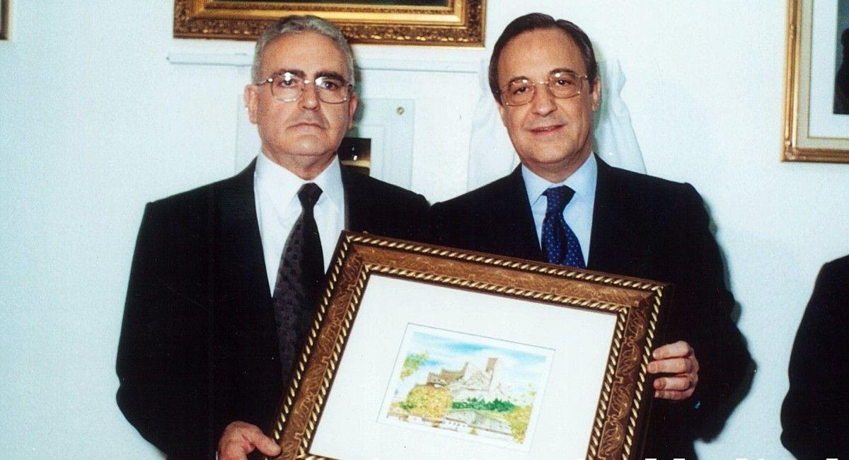 Florentino Perez en Almansa