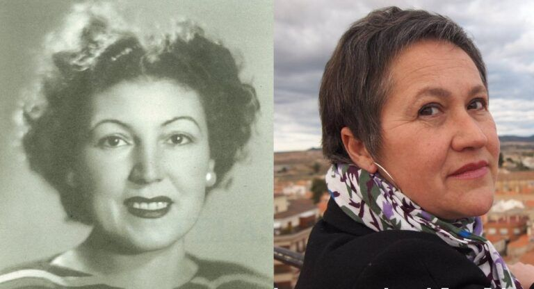 Hortensia Martínez Avelina García Almansa