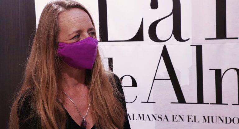 Anna Janina Sterkowiec: «La pandemia es la excusa, el problema para algunos sectores de la sociedad somos las mujeres»