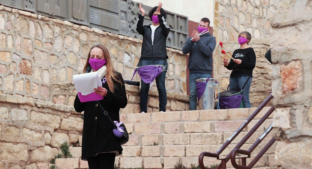 Anna Janina Sterkowiec: «La pandemia es la excusa, el problema para algunos sectores de la sociedad somos las mujeres feministas»