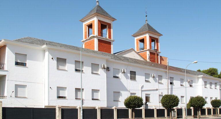 Historia de la residencia San José de Almansa