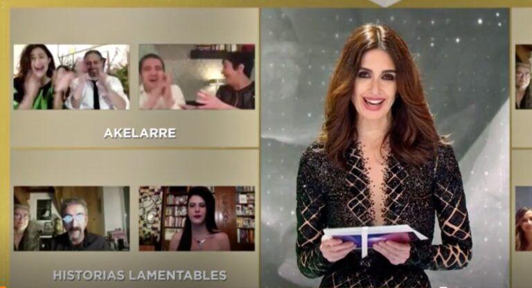Ana Rubio Goya a mejores efectos especiales