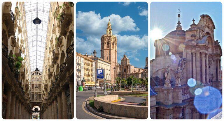 Albacete, Murcia y Valencia